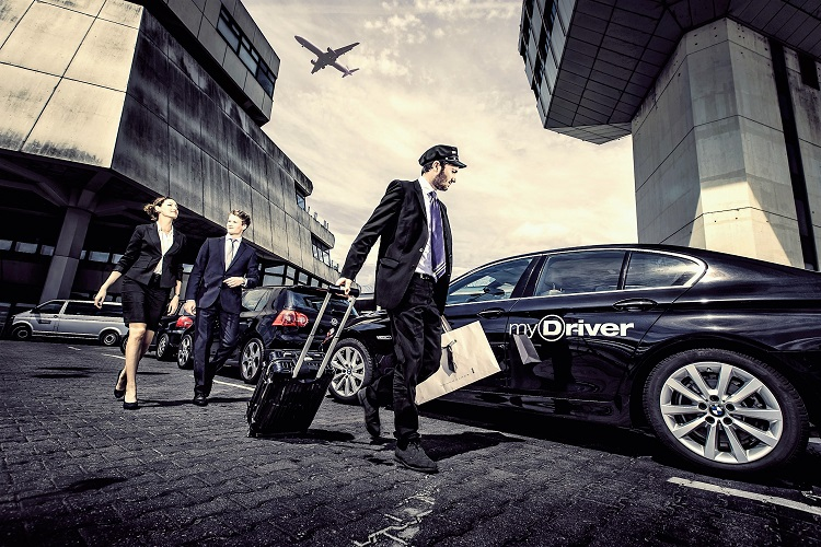 myDriver Airport Transfers